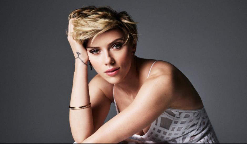 Una de las características de Johansson es su versatilidad al tener cambios de look radicales. (Foto: Wallpaper planet)