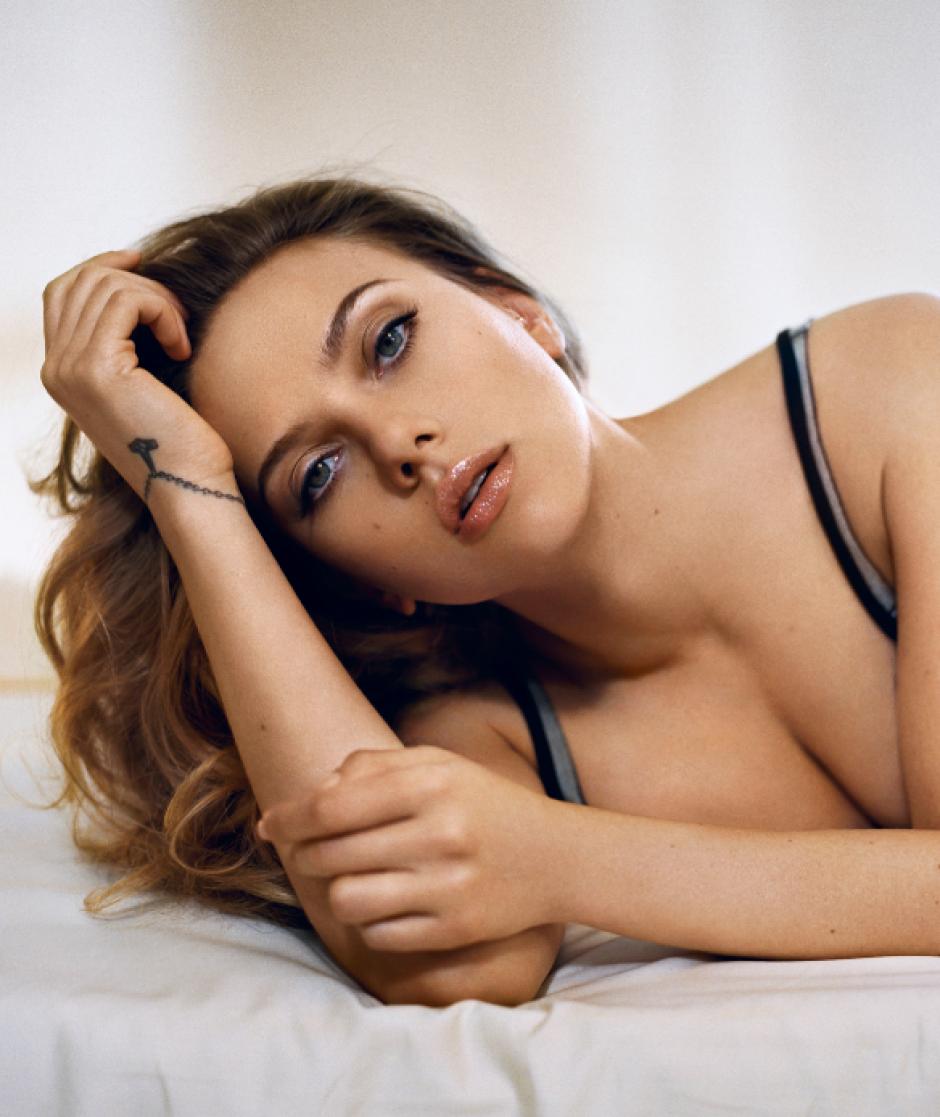 Johansson cuenta con una carrera cinematográfica de 20 años. (Foto: Esquire)