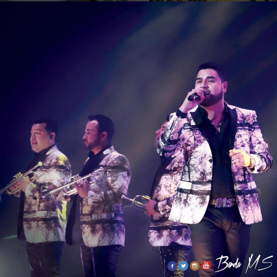 La Banda MS fue fundada por Sergio Lizarraga. (Foto: Instagram Banda MS)