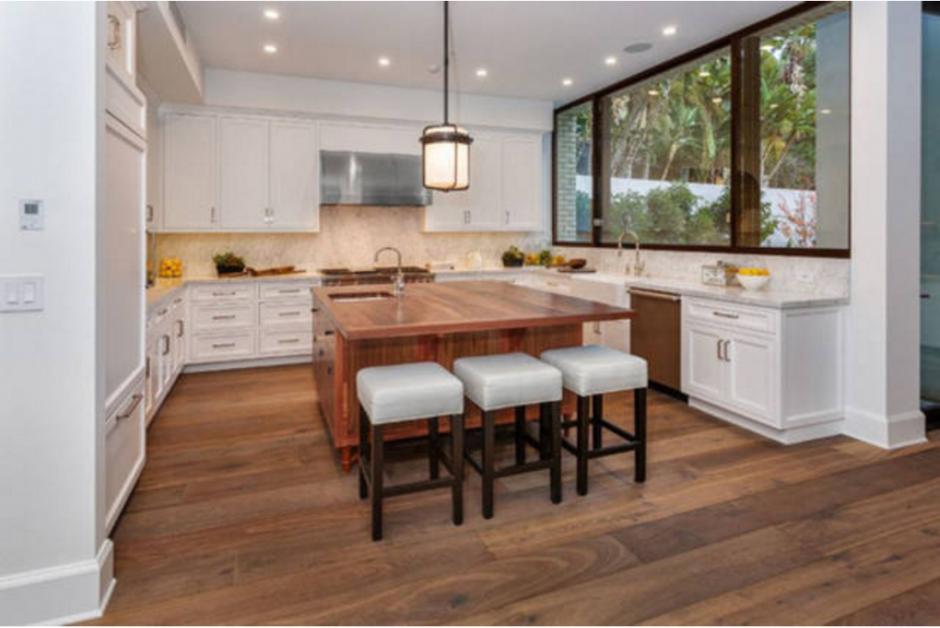 El nuevo hogar se encuentra en Los Ángeles. (Foto: ElSalvador.com)