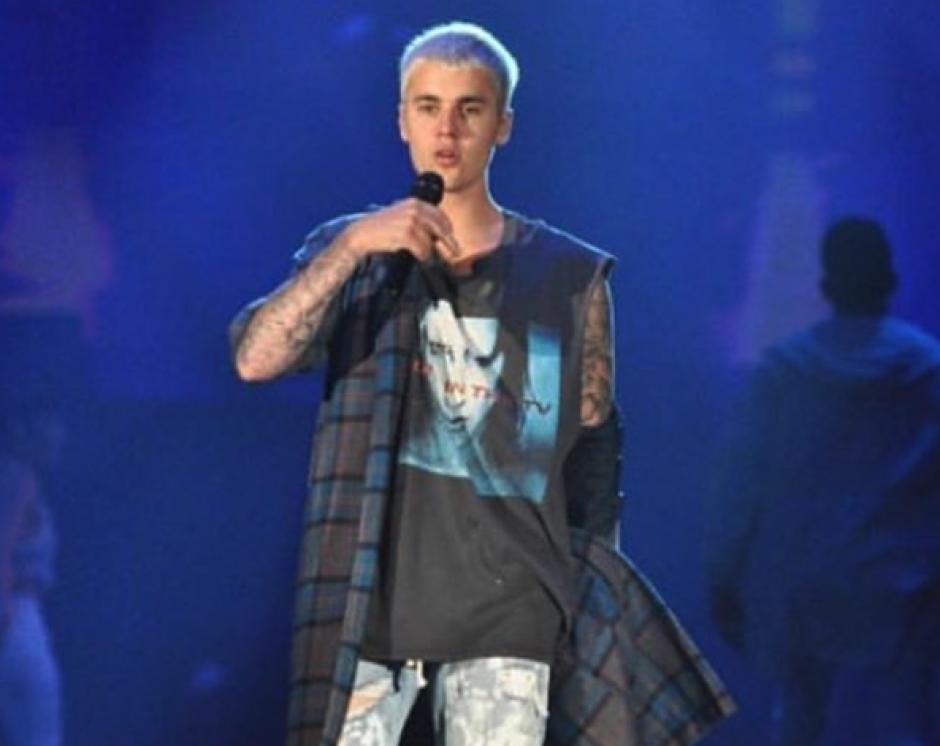 Justin Bieber subió la foto a su Instagram y enloqueció a sus seguidoras. (Foto: Instagram)