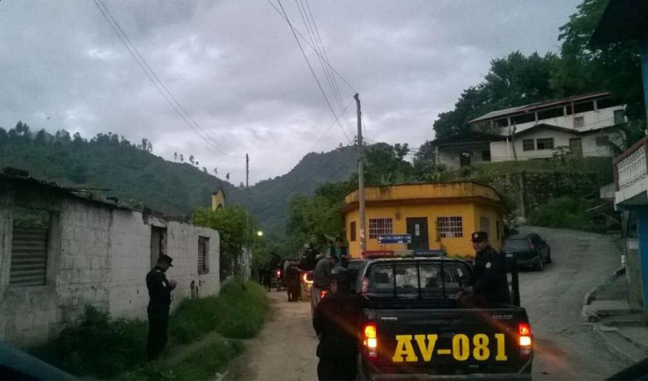Las cuatro comunidades involucradas en el conflicto son: Chicanus, Chisubín, Santa María y Semil. (Foto: PNC)