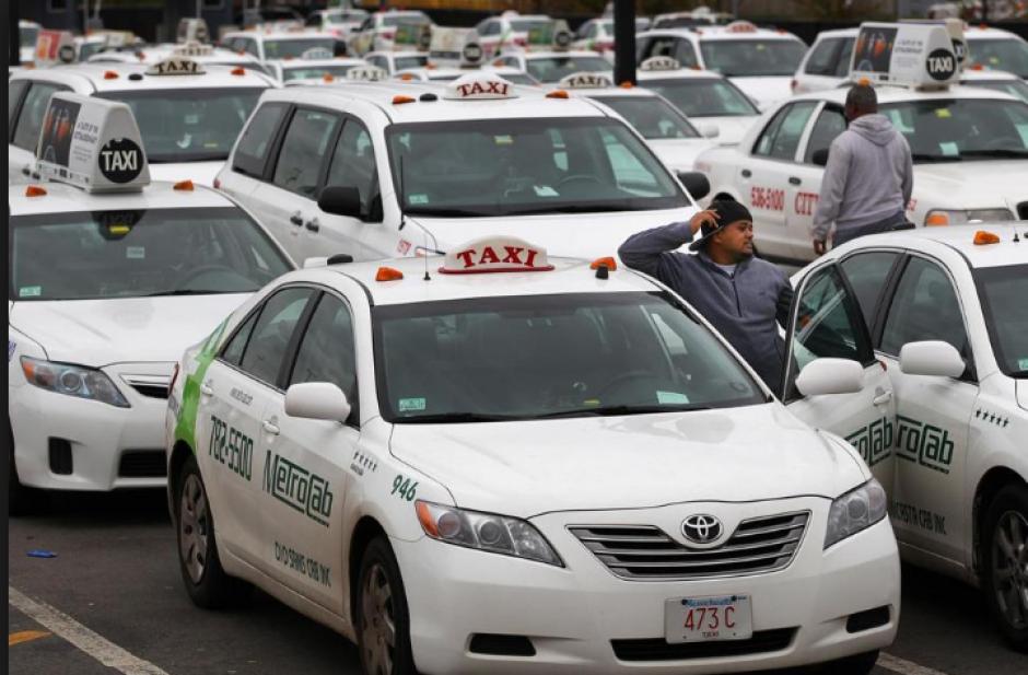 Estos son los taxis más comunes de la ciudad de Boston. (Imagen con fines ilustrativos.  Foto: bostoncab.us)
