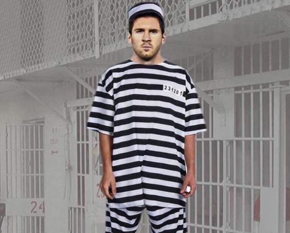El juzgado acusa del desvío de 4.1 millones a la familia Messi. (Foto: Twitter)