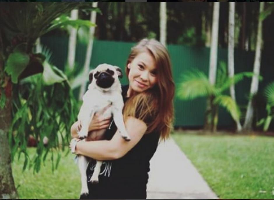 La adolescente trabaja como voluntaria en el Zoológico de Australia. (Foto: Instagram)