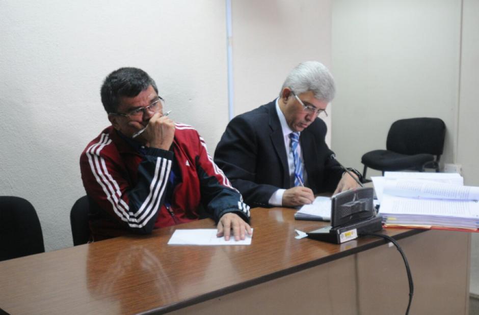 El exjefe edil de Chinautla enfrenta juicio por delegar el cobro del IUSI a una empresa privada. (Foto: Alejandro Balán/Soy502)