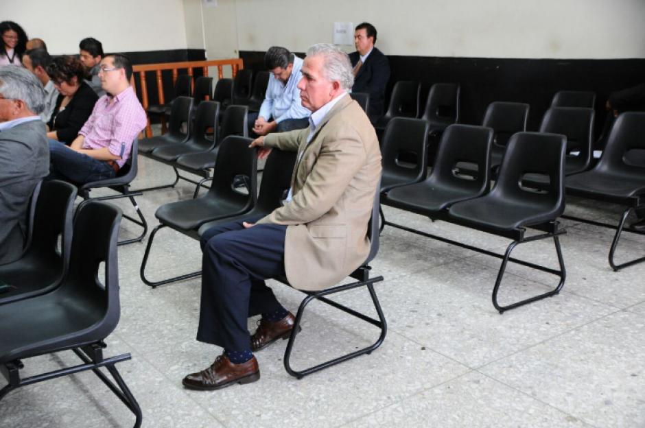 Gándara habría aprobado la remodelación durante su gestión como ministro de Gobernación. (Foto: Alejandro Balán/Soy502)