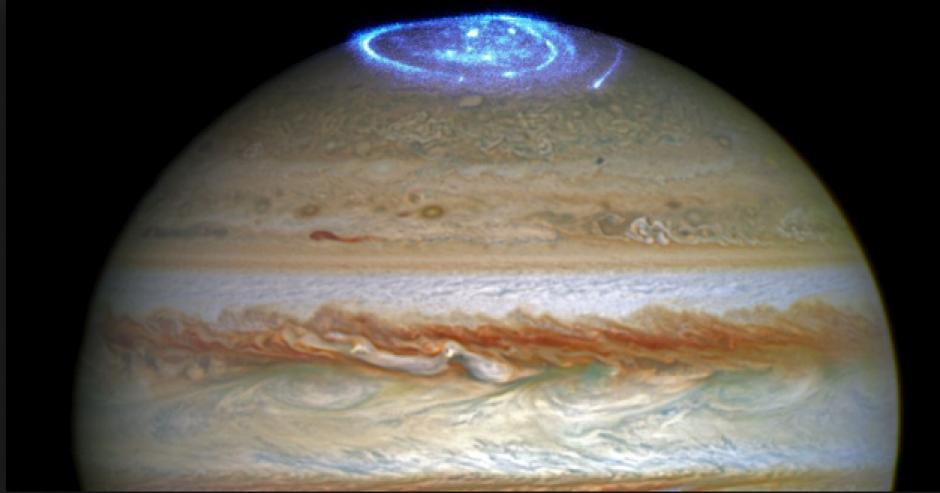 La NASA celebró la llegada de la sonda a la órbita de Júpiter. (Foto: article.wn.com)