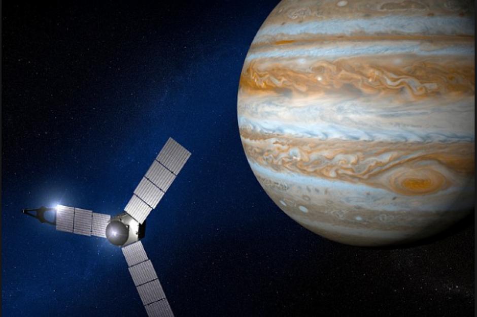 El observatorio efectuará 37 sobrevuelos alrededor de Júpiter. (Foto: article.wn.com)
