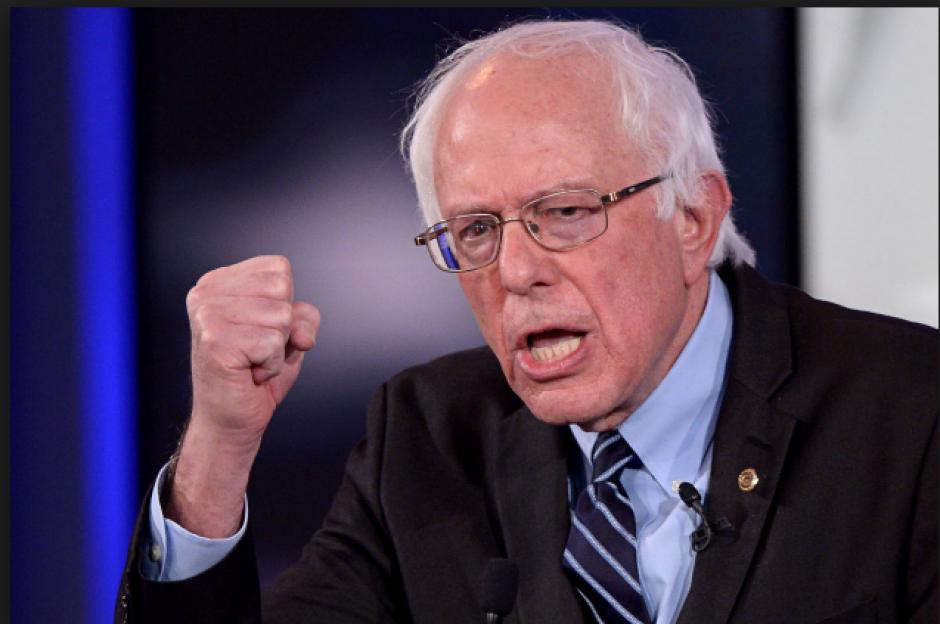Sanders proclamará su apoyo a Hillary Clinton. (Foto: www.slate.com)