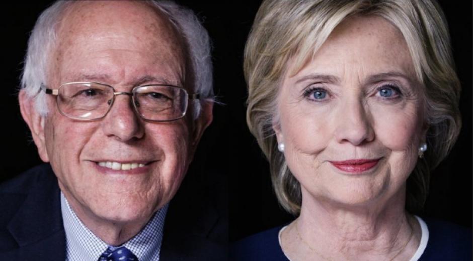 Ambos corrieron en las primarias para la candidatura demócrata. (Foto: www.slate.com)