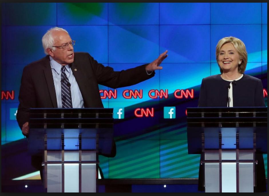 Sanders dijo que se debe hacer lo posible por vencer al partido republicano. (Foto: www.slate.com)