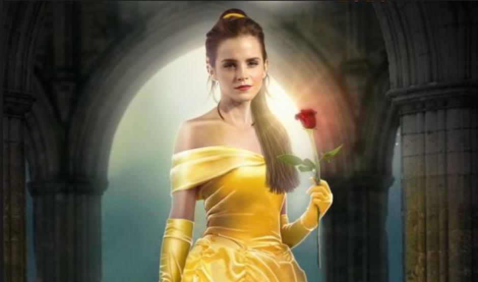 """La actriz Emma Watson interpretará a """"La Bella"""". (Foto: emmawatson.pe)"""