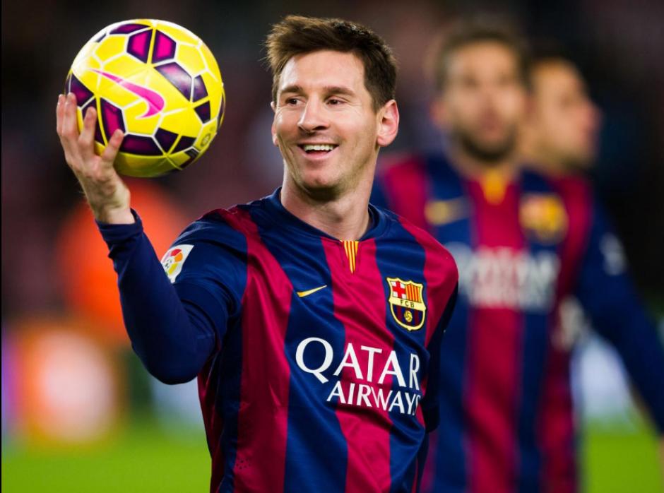 Leo Messi lleva 16 años en el Barcelona. (Foto: Mundo Deportivo)