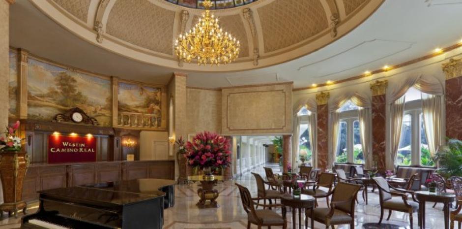 El hotel cuenta con una categoría de cinco estrellas. (Foto: Hotel Camino Real)