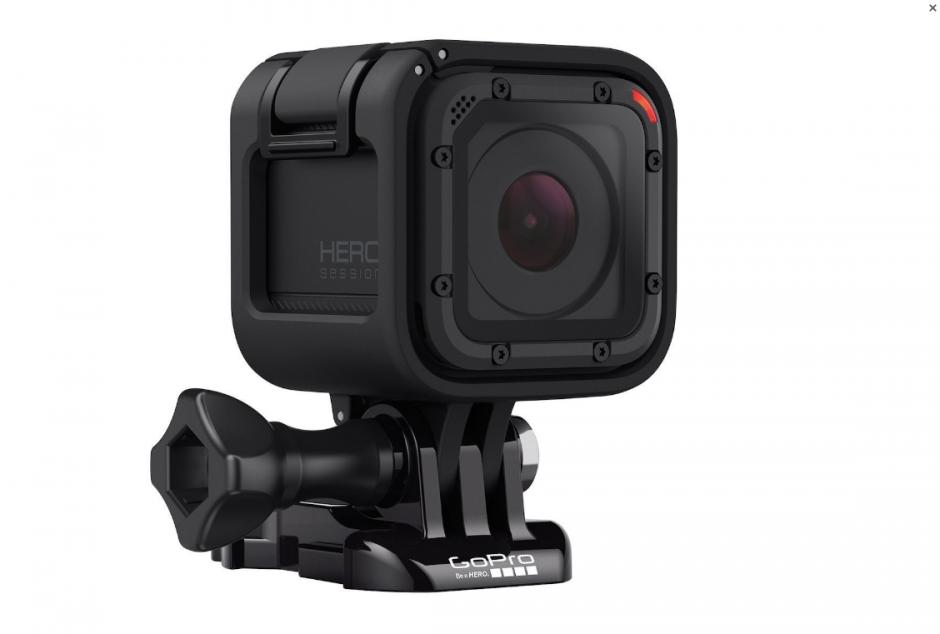 Para captar imágenes puedes optar por una cámara GoPro Hero. (Foto: Amazon Prime Day)