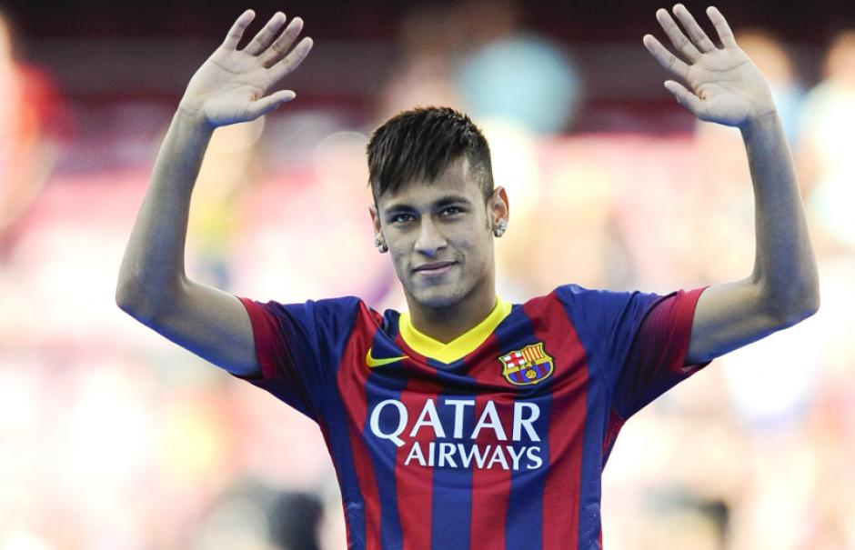 El brasileño jugará su cuarta temporada con el Barça. (Foto: Twitter)