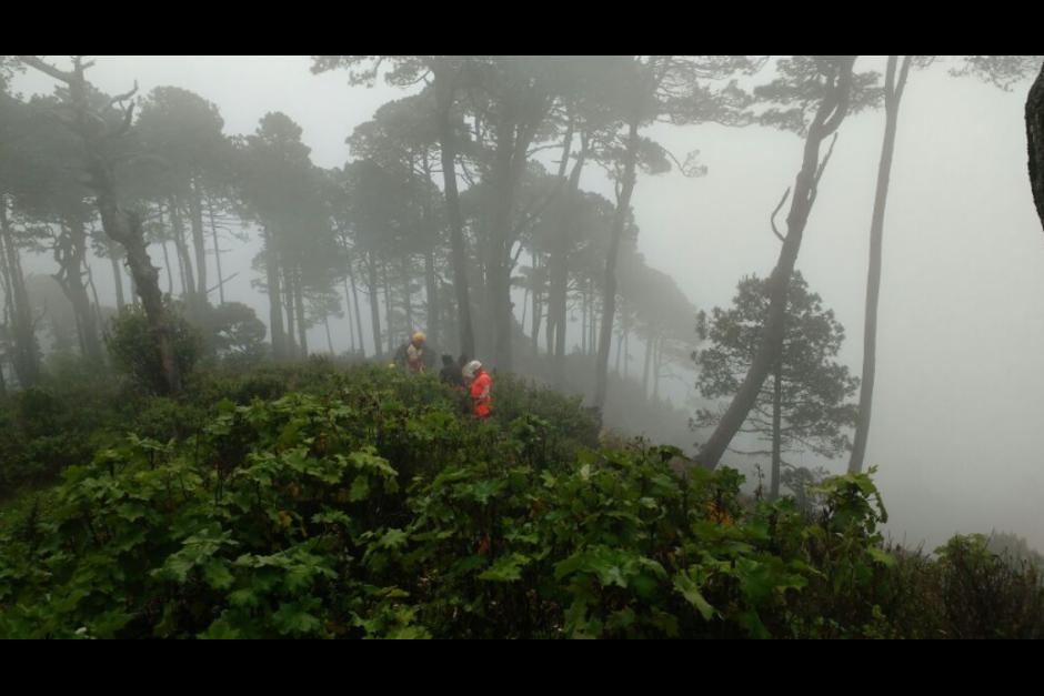 Ariel Rodríguez fue el montañista que se perdió en el volcán Tajumulco el pasado julio. (Foto: Archivo)