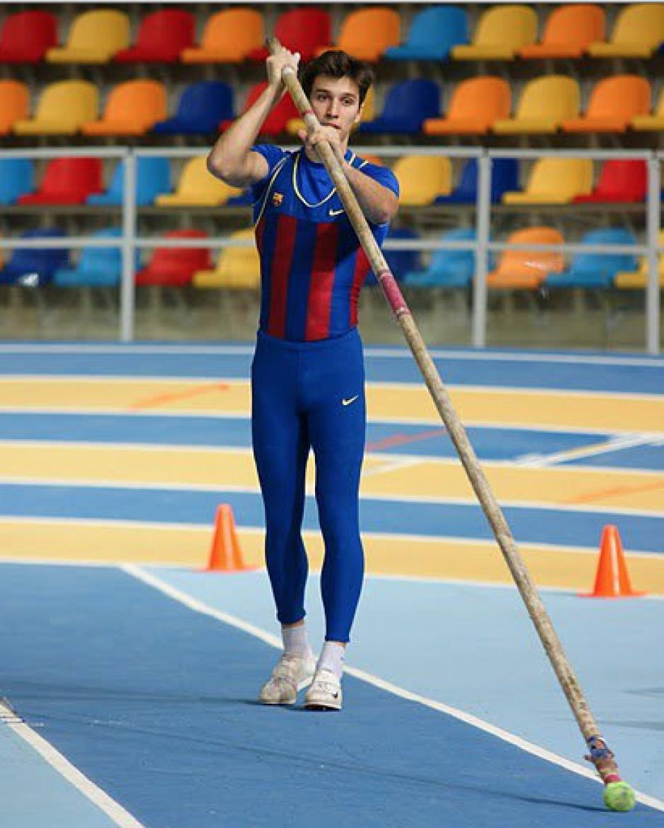 El catalán se quedó afuera de la cita olímpica. (SomosAtletismo.com)