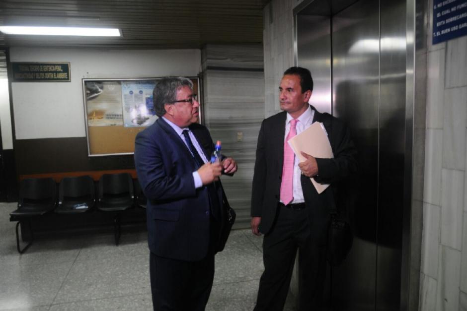 El parlamentario confirmó que solicitó un permiso en el Congreso por un accidente automovilístico. (Foto: Alejandro Balán/Soy502)