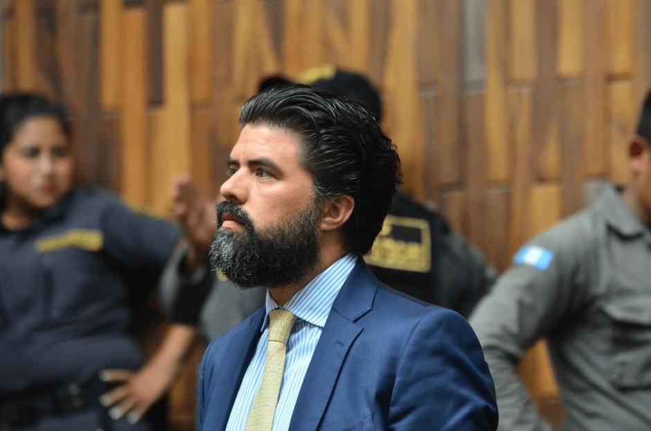 Jonathan Chévez asegura que Pisquiy no es su auditor. (Foto: Jesús Alfonso/Soy502)