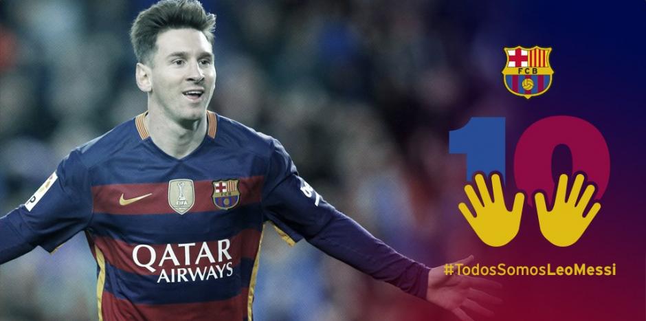 Esta es la campaña que pidieron que se retirara. (FCBarcelona)