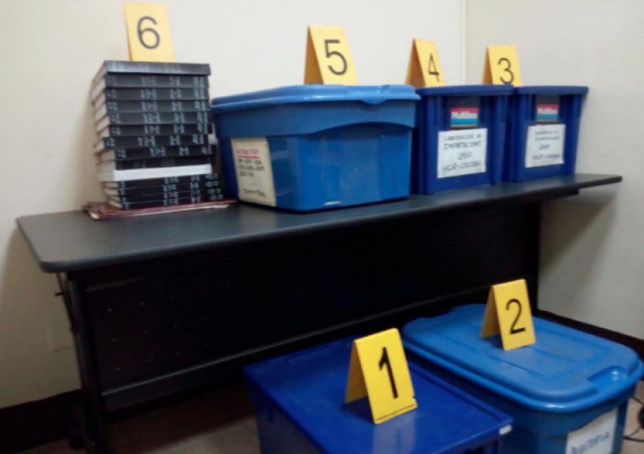 La Fiscalía secuestró documentos contables y allanó las instalaciones del hotel como parte de la investigación. (Foto: MP)
