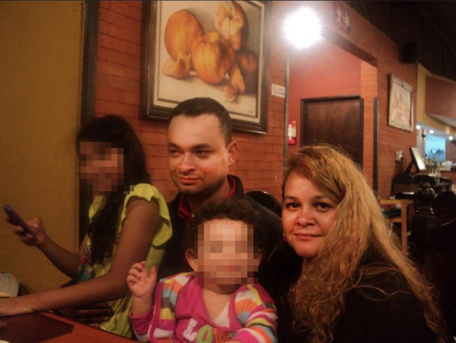 Un testigo y otras investigaciones confirmaron que el femicidio fue cometido por el esposo de Estrada, Rony Gerardo Murillo. (Foto: Facebook)