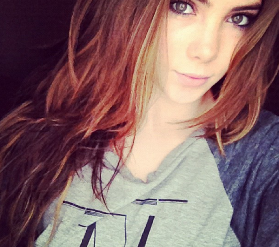 Mckayla Maroney está levantando pasiones en Instagram debido a sus fotografías. (Foto: dailymail.co.uk)