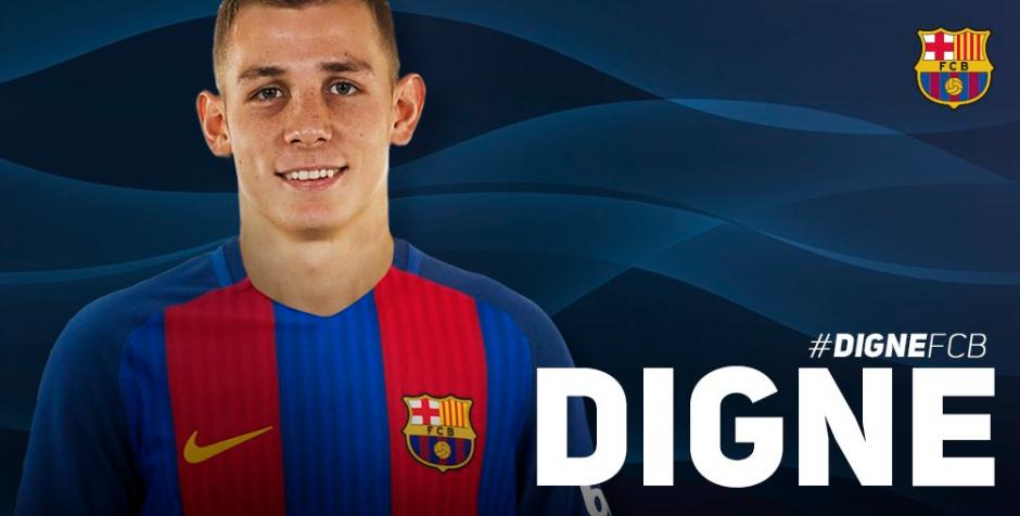 Este fue el mensaje que puso el Barça en Twitter. (Foto: FCB)