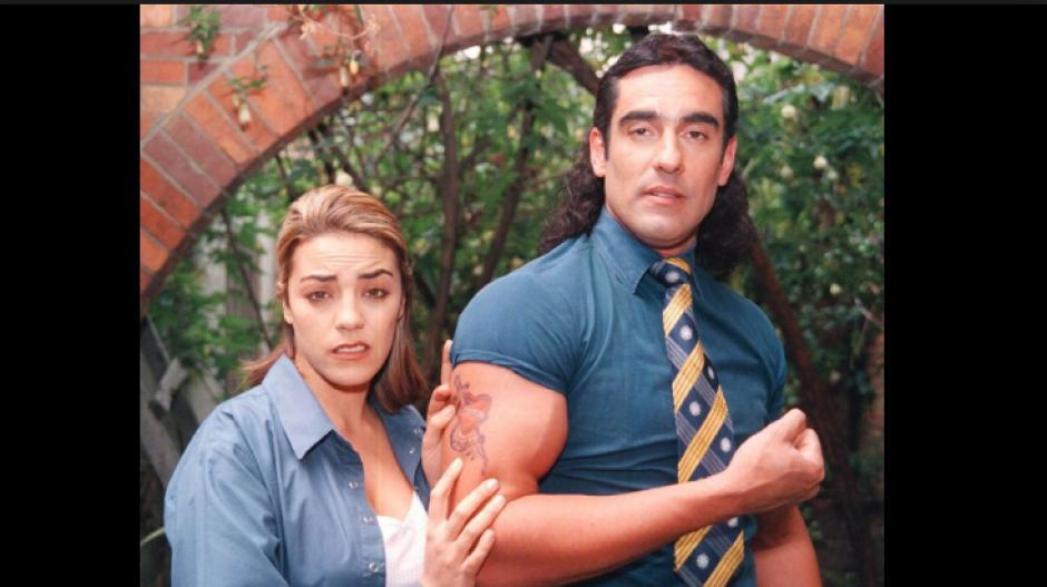 En la telenovela él era la atracción principal. (Foto: nacion.com)