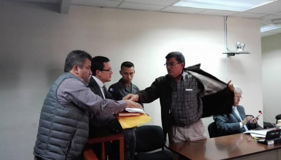 Medrano permanece recluido en la cárcel de Mariscal Zavala.  (Foto: Marcia Zavala/Soy502)
