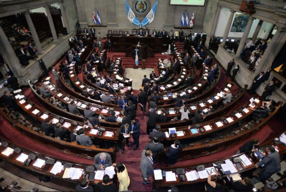 Luis Rabbé fue presidente del Congreso de enero de 2015 a enero de 2016. (Foto: Archivo/Soy502)