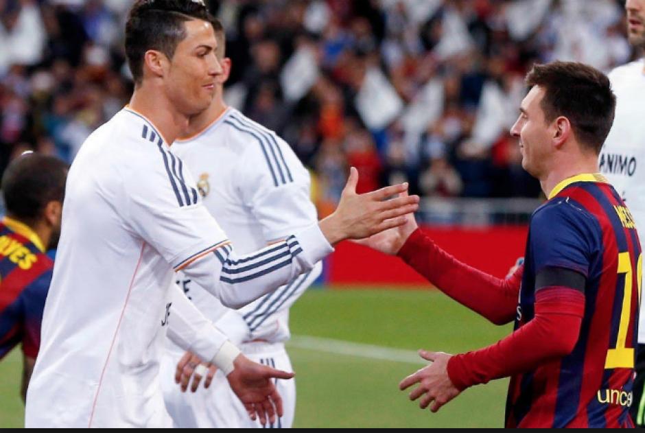 Messi y Cristiano Ronaldo volverán a enfrentarse. (Foto: Archivo/Soy502)
