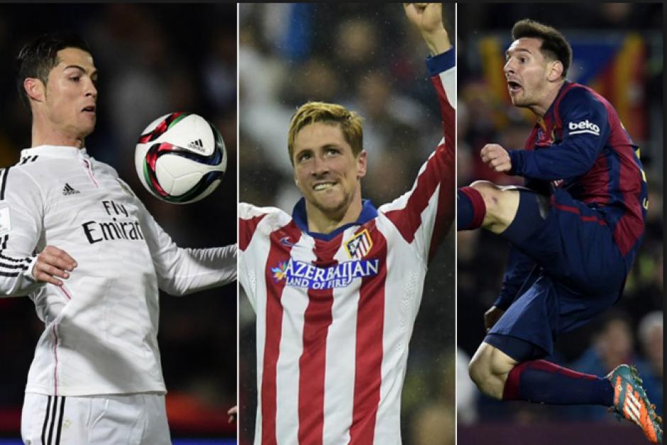 Los tres grandes de España volverán a disputarse la corona. (Foto: Archivo/Soy502)