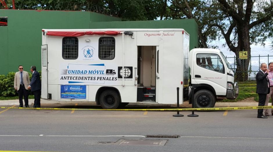 La unidad móvil se desplazará en distintos puntos estratégicos de Guatemala y de Mixco. (Foto: OJ)