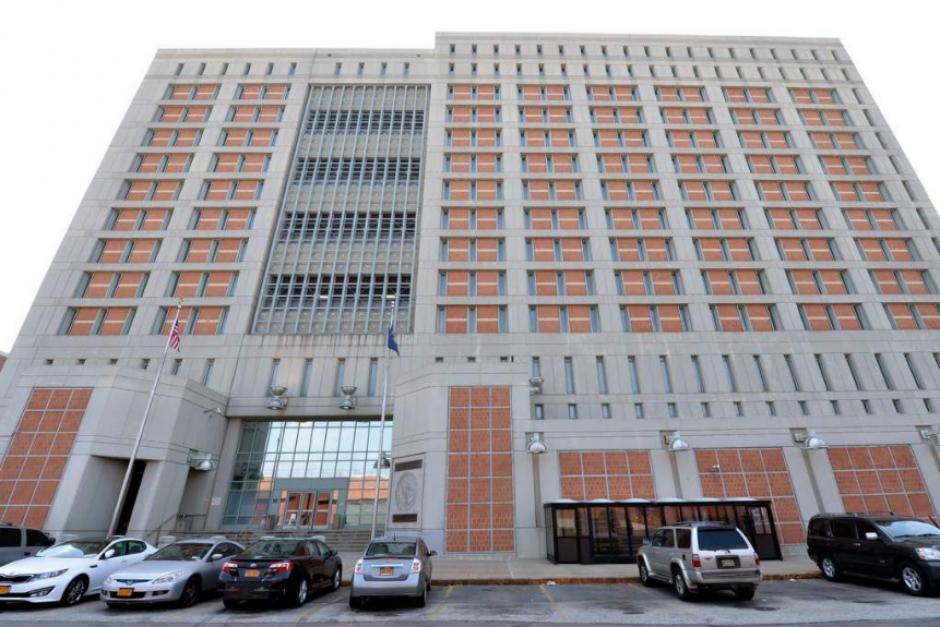 """El Metropolitan Detencion Center (MDC) de Brooklyn sería la cárcel a la que se trasladaría a """"El Chapo"""". (Foto La Prensa)"""