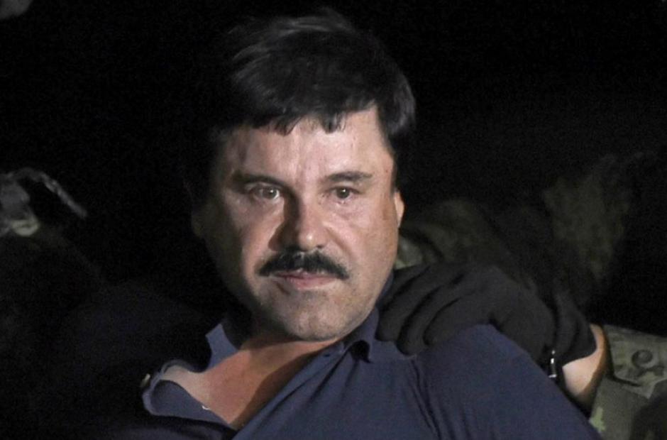 """En julio de 2015, """"El Chapo"""" Guzmán escapó de una prisión utilizando túneles. (Foto: AFP)"""
