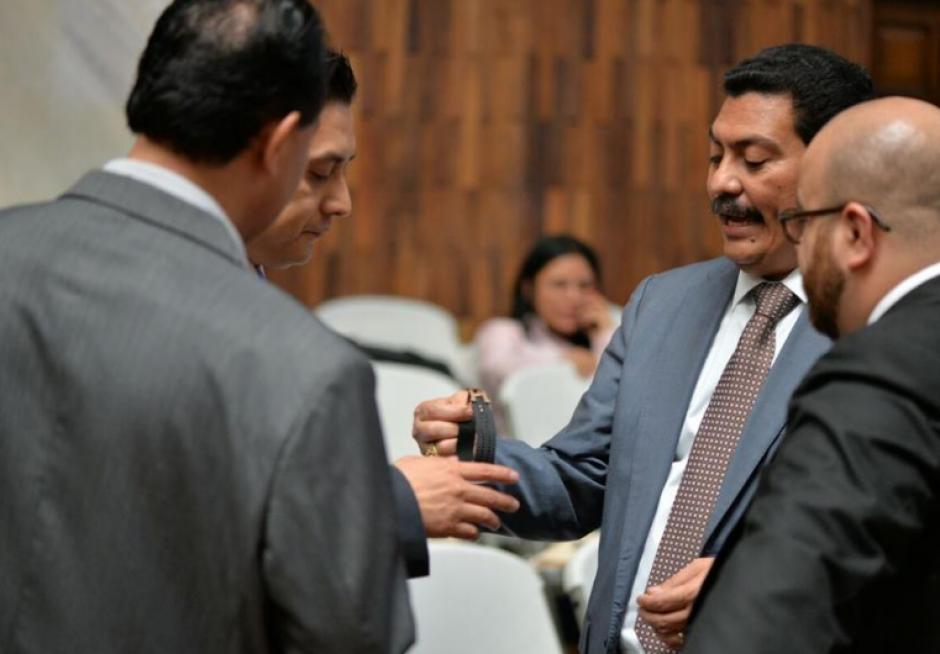 García Gudiel fue sancionado por el Colegio de Abogados y Notarios de Guatemala. (Foto: Archivo/Soy502)
