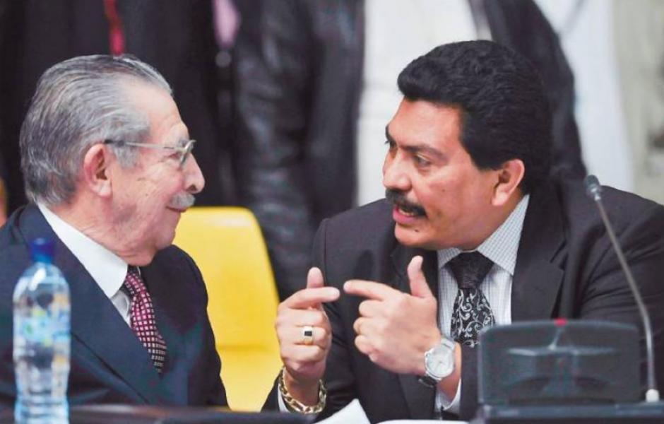 García Gudiel habría cometido la falta durante el juicio por genocidio contra Efraín Ríos Montt. (Foto: Archivo/Soy502)