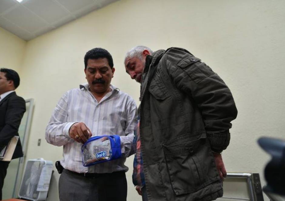 Entre los clientes de García Gudiel estuvo el expresidente de la Fedefut, Brayan Jiménez, previo a ser extraditado por un caso de corrupción en la FIFIA. (Foto: Archivo/Soy502)