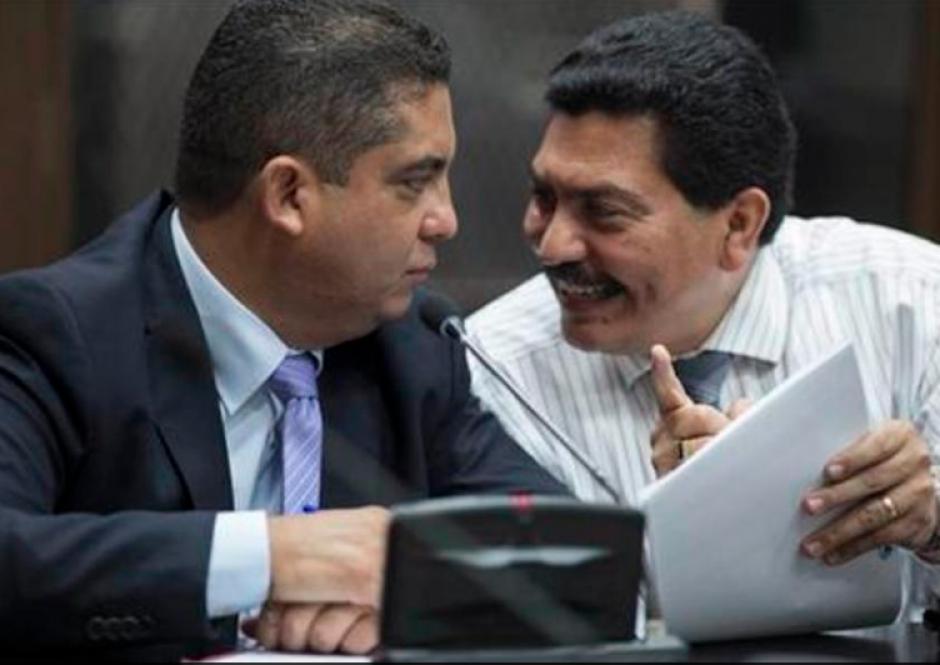 El polémico abogado también ejerció por unos días la defensa del exsecretario privado de la Vicepresidencia, Juan Carlos Monzón. (Foto: Archivo/Soy502)
