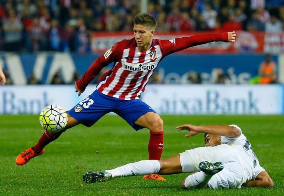 El joven argentino le metió gol al Real Madrid la temporada pasada (Foto: Twitter)