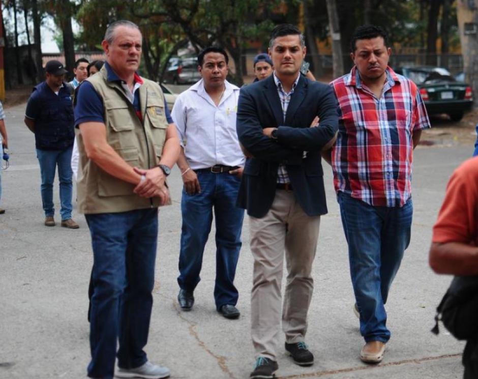 Luis Hernández Azmitia cuenta con un amparo interpuesto por el director del hospital Roosevelt, Carlos Soto. (Foto: Archivo/Soy502)