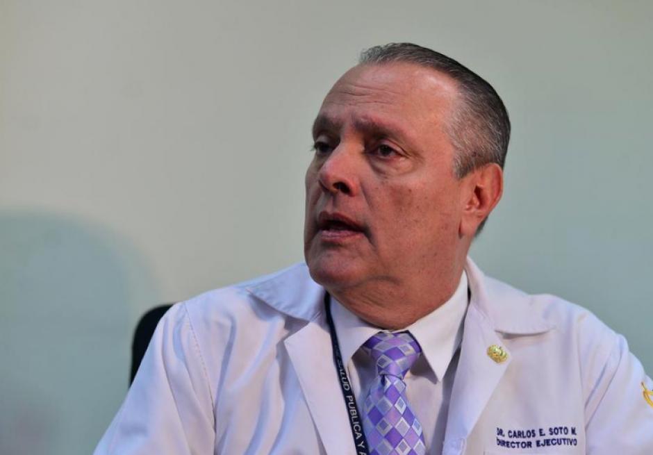 Soto señaló a Hernández de difamarlo por decir que hay anomalías en su gestión. (Foto: Archivo/Soy502)