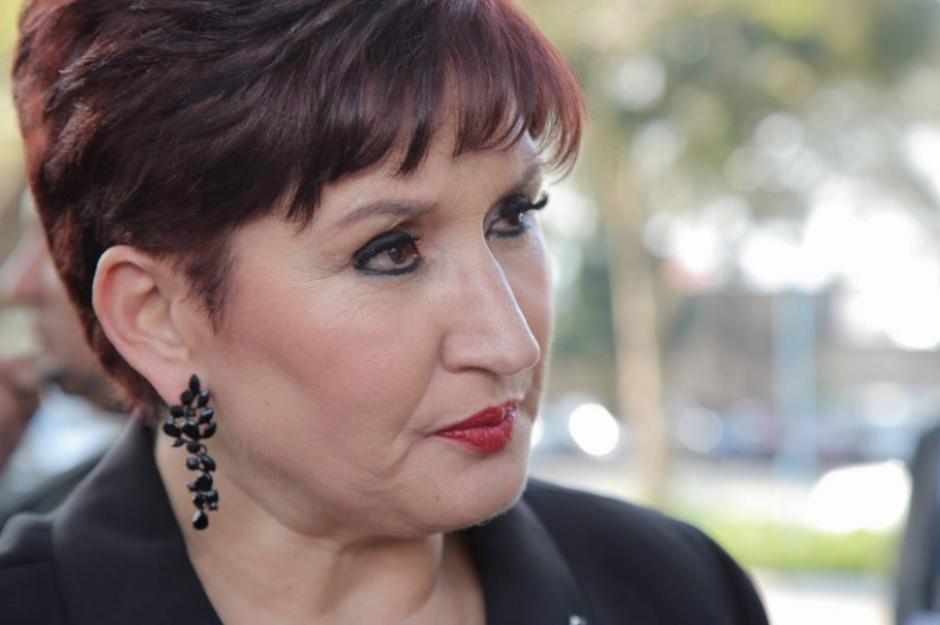 Thelma Aldana no figuró en la palestra nacional durante aproximadamente un mes. (Foto: Archivo/Soy502)