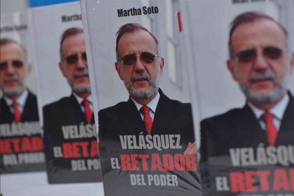 La autora del libro es la periodista colombiana Martha Soto Franco. (Foto: Wilder López/Soy502)