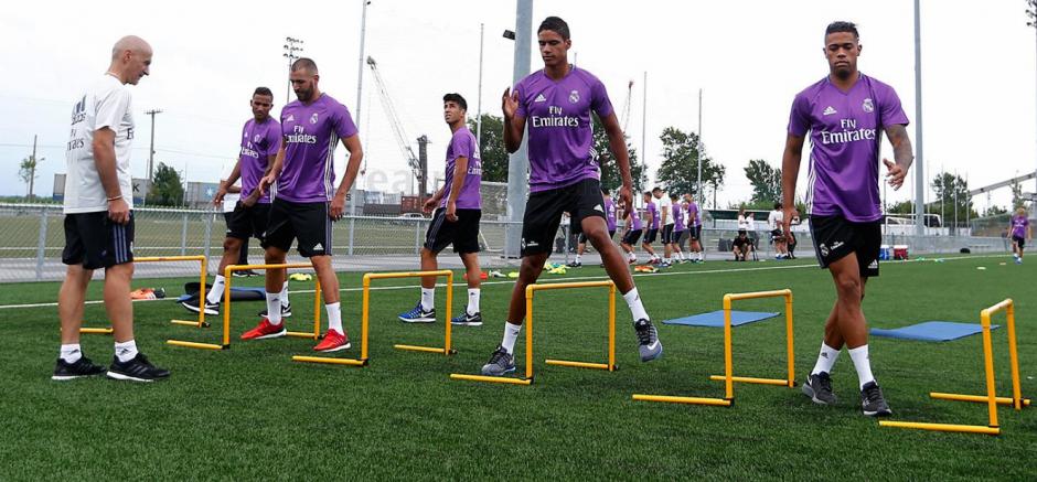 El primer amistoso será el 30 de julio contra el PSG. (Foto: RealMadrid.com)