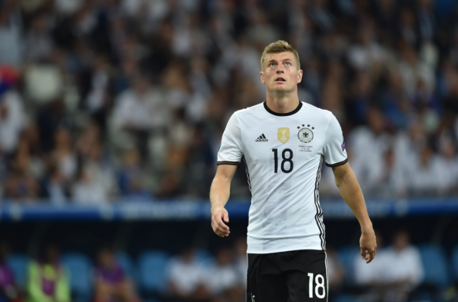 Toni Kroos (Real Madrid/Alemania) (Foto: AFP)