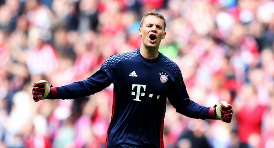 Manuel Neuer (Bayern München/Alemania) (Foto: Twitter)
